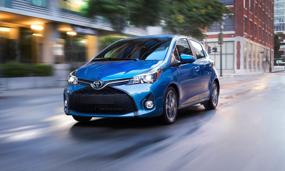 2017 Toyota Yaris at Tom Wood Toyota in Indianapolis IN