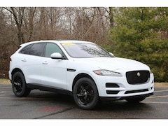 Pre-Owned 2017 Jaguar F-PACE 20d Prestige SUV VV7049A Volvo in Indianapolis