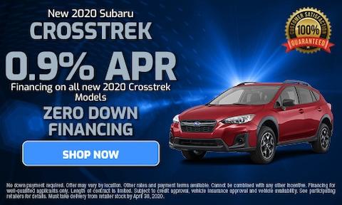 April 2020 Crosstrek Special