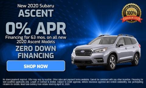 April 2020 Ascent Special