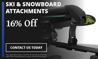 Ski & Snowboard Attachments