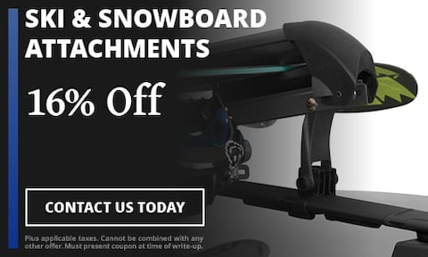 Ski & Snowboard Attachments