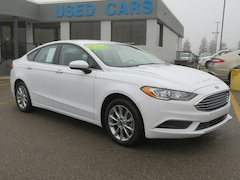 Used 2017 Ford Fusion SE Tech/Sync 3 PKG SE FWD for sale in Grand Rapids