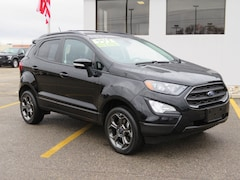 Used 2018 Ford EcoSport SES Four Wheel Drive SES 4WD for sale in Grand Rapids