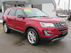 Used 2016 Ford Explorer XLT Four Wheel Drive 4WD  XLT for sale in Grand Rapids