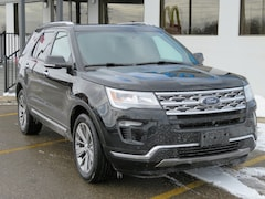 Certified 2018 Ford Explorer Limited Limited 4WD for sale in Grand Rapids