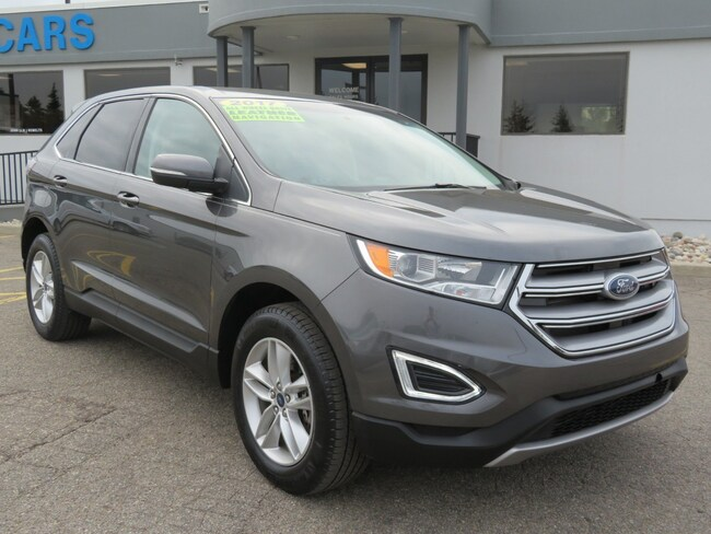 Used 2017 Ford Edge SEL SEL AWD for sale in Grand Rapids