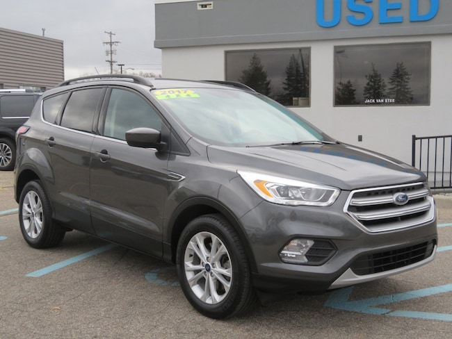 Used 2017 Ford Escape SE SE 4WD for sale in Grand Rapids