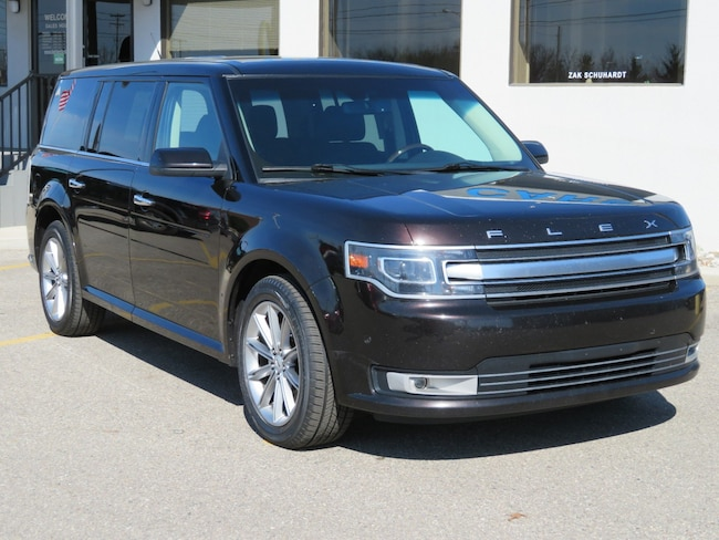 Used 2014 Ford Flex Limited Limited FWD for sale in Grand Rapids