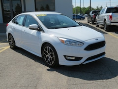 Used 2016 Ford Focus SE Sedan for sale in Grand Rapids