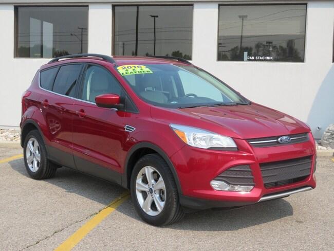 Used 2016 Ford Escape SE 4WD  SE for sale in Grand Rapids