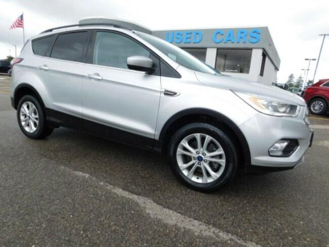 Used 2017 Ford Escape SE Four Wheel Drive SE 4WD for sale in Grand Rapids