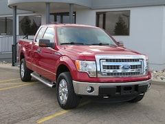 Used 2013 Ford F-150 XLT 4WD SuperCab 145 XLT for sale in Grand Rapids