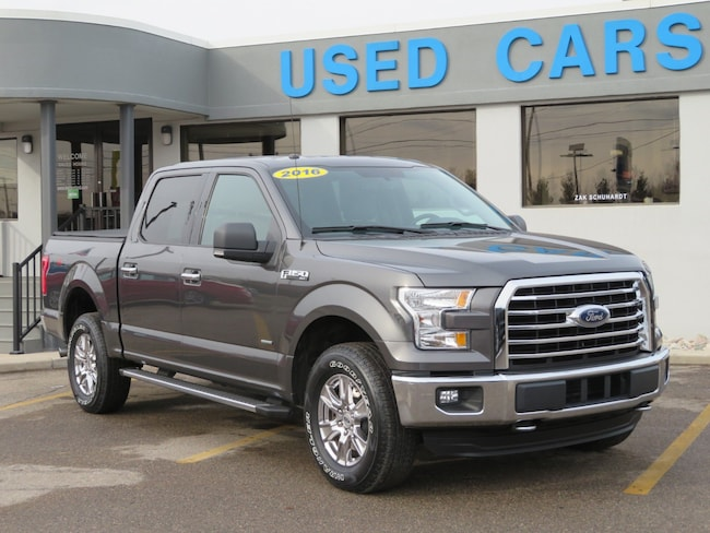 Used 2016 Ford F-150 MEDIUM GRAY CLOTH for sale in Grand Rapids