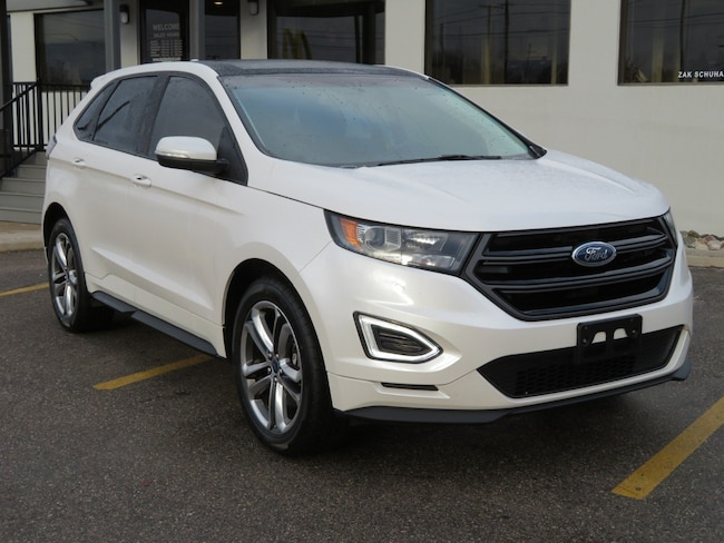 Used 2015 Ford Edge Sport Sport AWD for sale in Grand Rapids