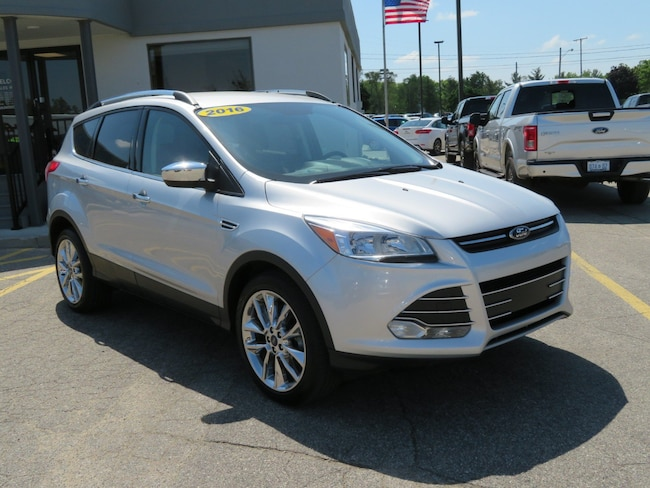Used 2016 Ford Escape SE FWD  SE for sale in Grand Rapids