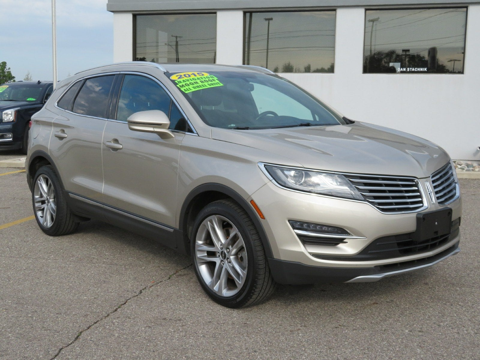 2015 Lincoln MKC RESERVE All Wheel Drive AWD