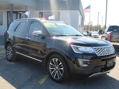 Certified 2016 Ford Explorer Platinum 4WD  Platinum for sale in Grand Rapids