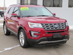 Used 2016 Ford Explorer Limited 4WD  Limited for sale in Grand Rapids