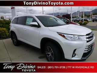 New 2019 Toyota Highlander LE Plus V6 SUV