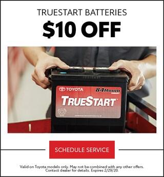 TrueStart Batteris
