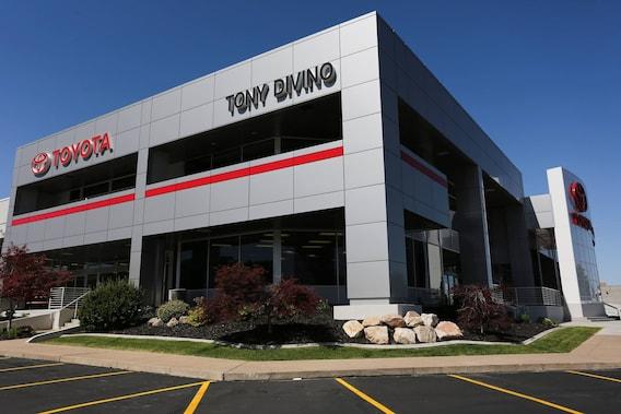 Car Dealerships In Logan Utah >> About Tony Divino Toyota Scion Dealership In Riverdale