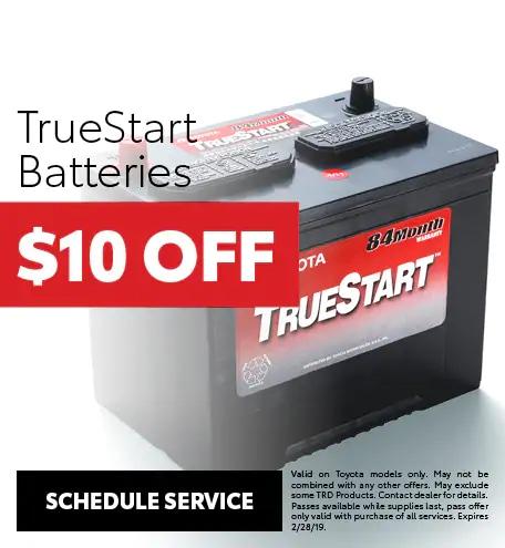 TrueStart Batteries