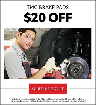TMC Brake Pads