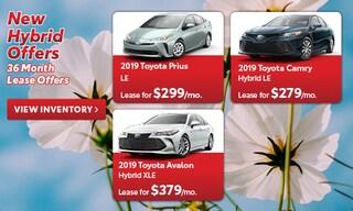 Toyota Prius Specials