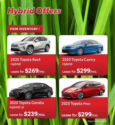 Hybrid Offers