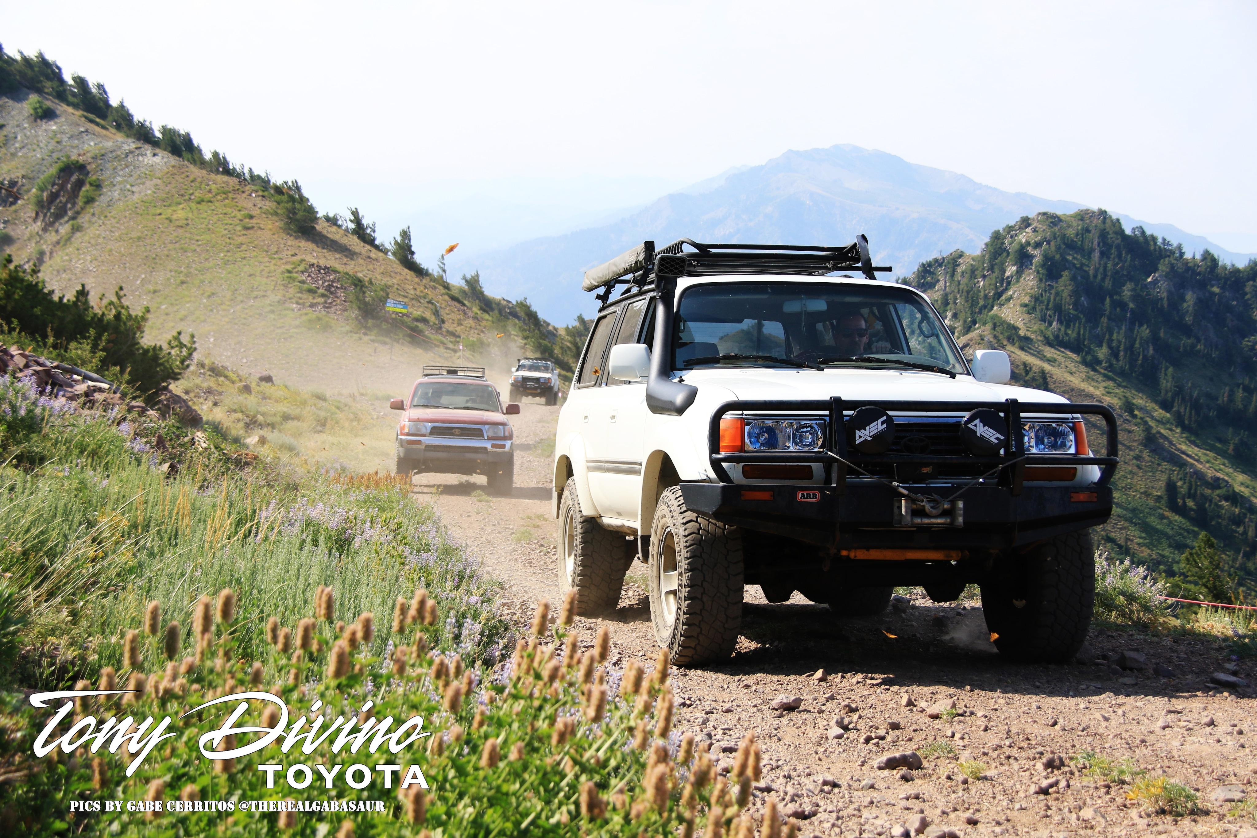 Utah Toyota Offroad Show | Tony Divino Toyota