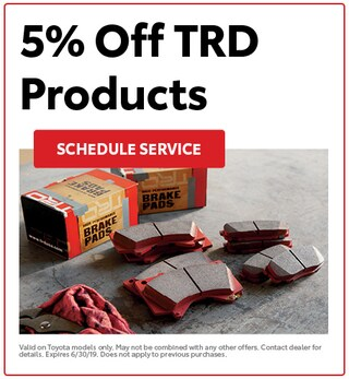 TRD Products