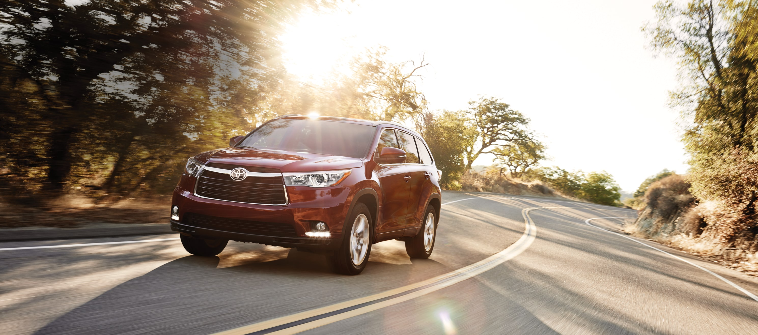Toyota Highlander Owners Manual: List of storage features