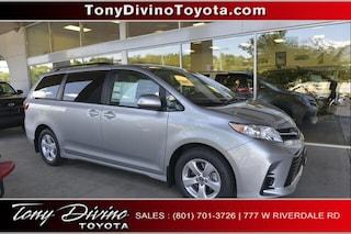 New 2020 Toyota Sienna LE 8 Passenger Van