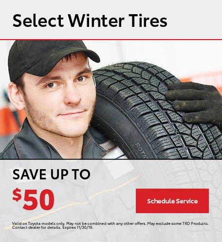 Select Winter Tires