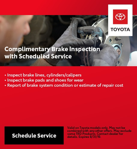 Toyota Service Coupons >> Car Service Coupons At Riverdale S Tony Divino Toyota Serving Ogden