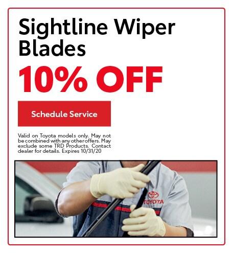 Sightline Wiper Blades