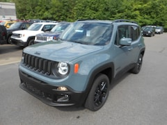New 2018 Jeep Renegade ALTITUDE 4X4 Sport Utility for sale in Binghamton, NY