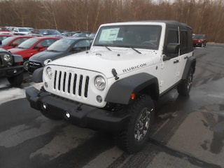 New 2018 Jeep Wrangler Unlimited WRANGLER JK UNLIMITED RUBICON 4X4 Sport Utility for sale in Cobleskill, NY