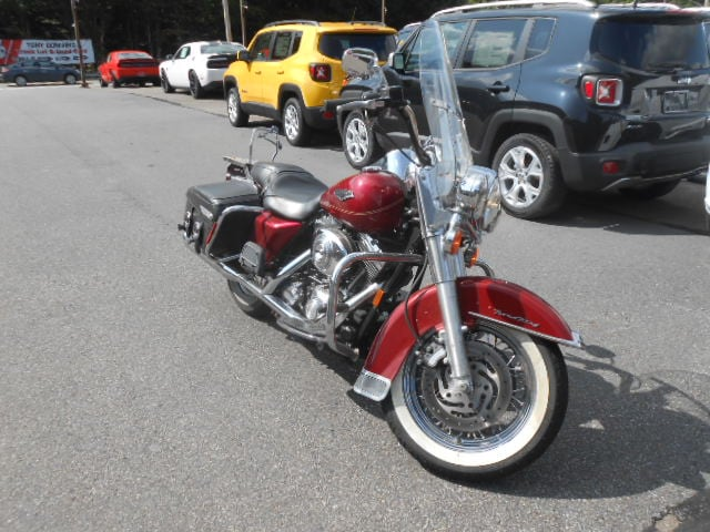 2005 Harley Davidson Road King Motorcycle