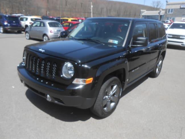 Used 2015 Jeep Patriot Latitude 4x4 For Sale   Eynon PA