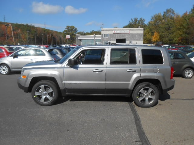 2016 Jeep Patriot Latitude 4x4 SUV