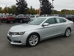 Certified Pre-Owned 2016 Chevrolet Impala LT w/2LT Sedan for sale in Cobleskill, NY