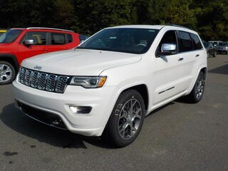 New 2019 Jeep Grand Cherokee OVERLAND 4X4 Sport Utility for sale in Cobleskill, NY