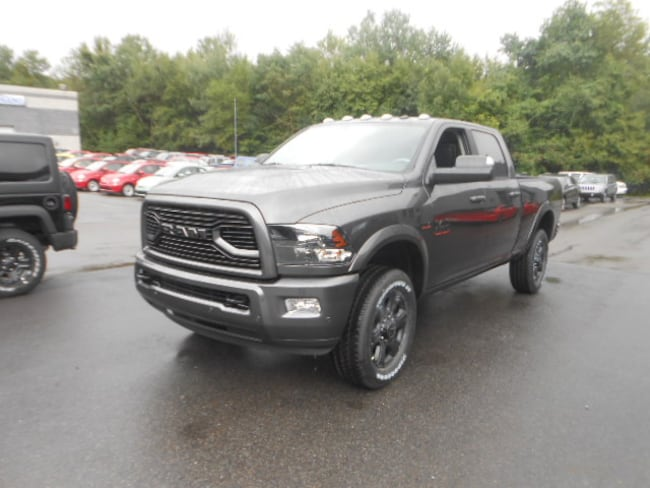 New 2018 Ram 3500 BIG HORN CREW CAB 4X4 6'4 BOX Crew Cab for sale in Cobleskill, NY