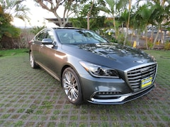 New 2018 Genesis G80 5.0 Ultimate Sedan KMHGN4JF9JU266133 in Waipahu