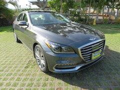 New 2018 Genesis G80 5.0 Ultimate Sedan KMHGN4JF2JU257256 in Waipahu
