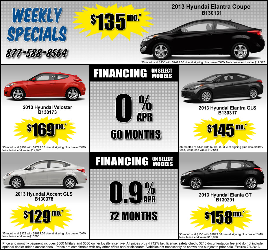 Hyundai Honolulu Deals - Click Here