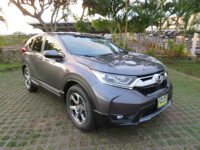 New 2018 Honda CR-V EX 2WD SUV near Honolulu