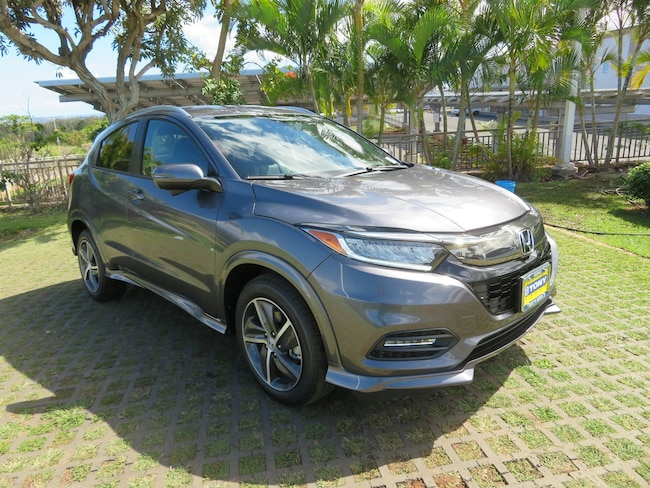 New 2019 Honda HR-V Touring AWD SUV near Honolulu
